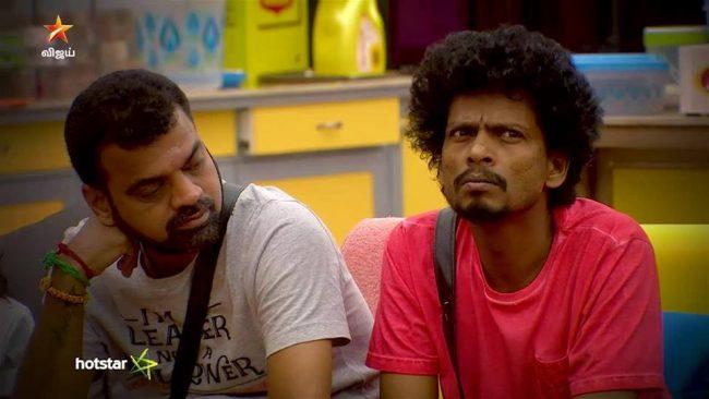 Balaji & Sendrayan | Bigg Boss Vote
