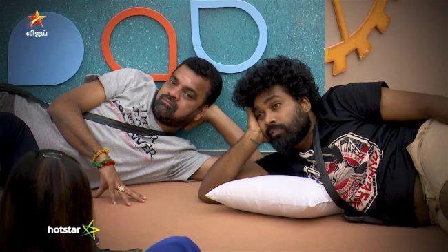 Balaji & Dannie | Bigg Boss season 2 Tamil